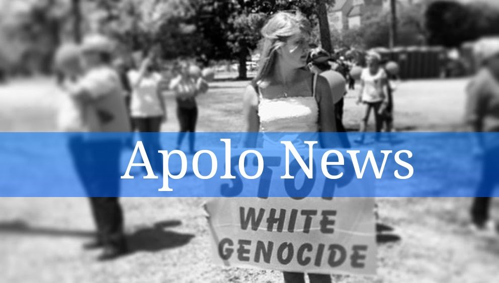 El racismo hacia blancos en Sudáfrica