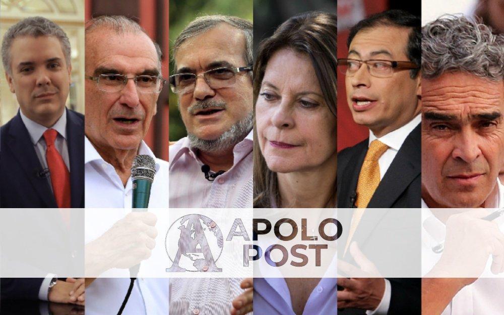 Diagnóstico presidencial deColombia