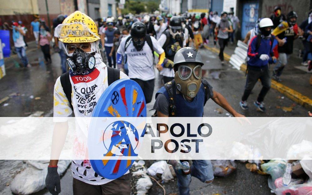 Venezuela: Juventud vsTerror
