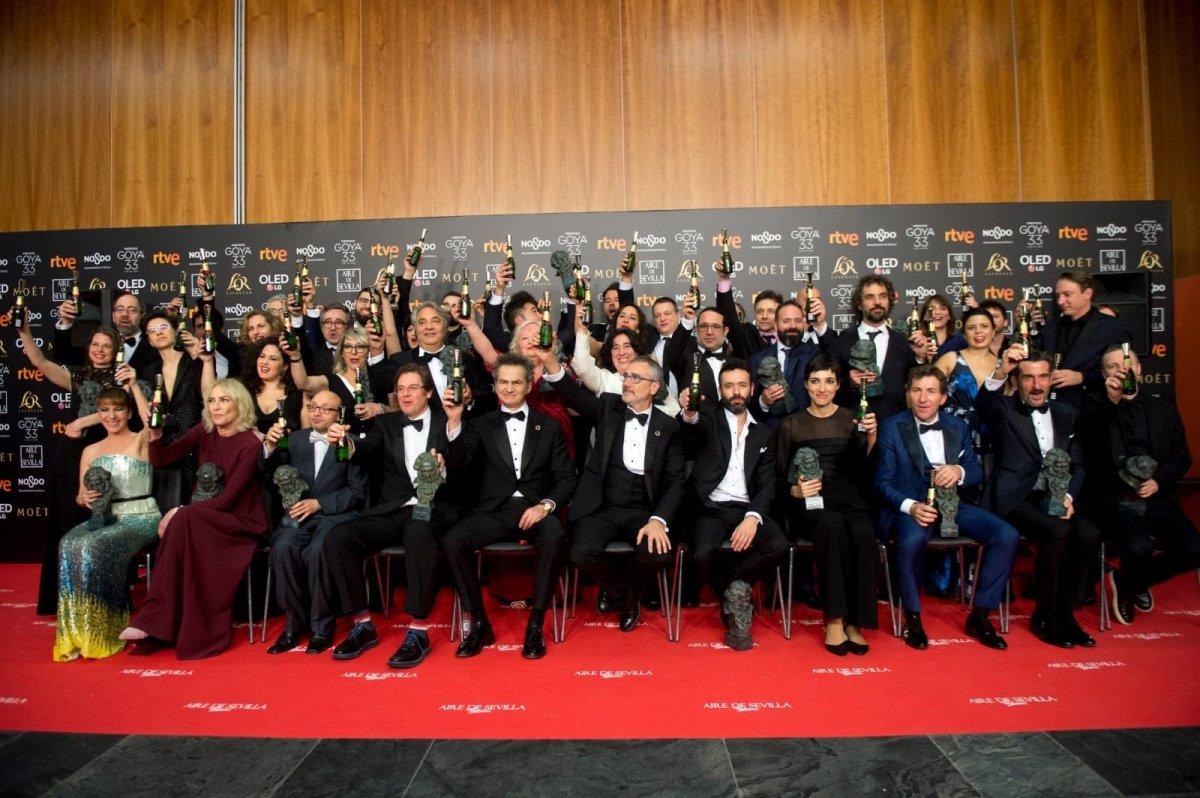 Premio Goya al sectarismo